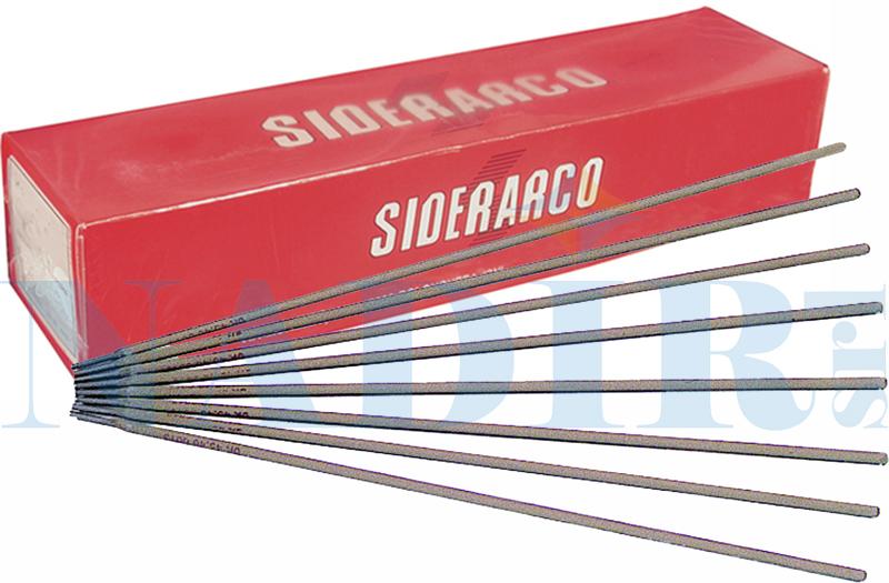 Elettrodi rutilici SIDERARCO S.P.A
